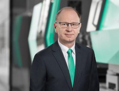 Konrad Szymczak has headed Arburg's subsidiary in Poland since 1 January 2021
