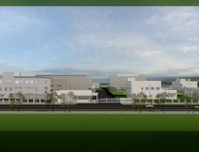 Clariant high-tech Catofin production site in Jiaxing, Zhejiang Province, China