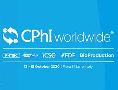 Logo: CPhI