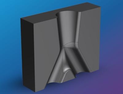Sewage manholes, possible application for DSM's new Arnilene AM6001 GF (G) for FGF printing