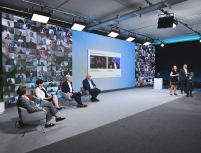 Inventive spirit: Endress+Hauser's 2021 Innovators' Meeting took place virtually due to the coronavirus pandemic