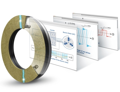 """The new generation of conductive seals, marketed under the name """"eCONevo"""""""