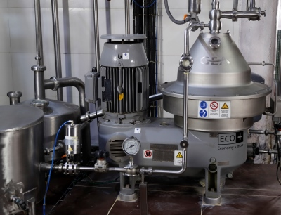 The groundbreaking Gea serum Separator was developed based on Amul Dairy's requirements
