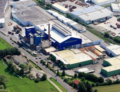 At its Lohr plant, Gerresheimer produces more than one billion glass containers for the pharma and food industries every year