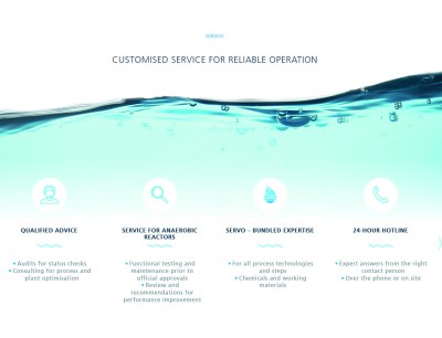 Service is a top priority at H+E. For this reason, the Group offers its customers a wide range of services