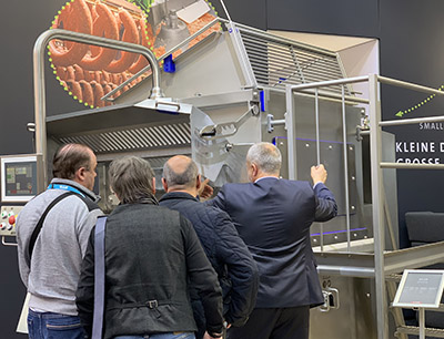 Strong growth in food processing and packaging machinery in 2018
