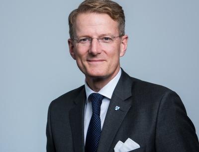 Prof. Dr. Hanns-Peter Knaebel, CEO of the Röchling Group