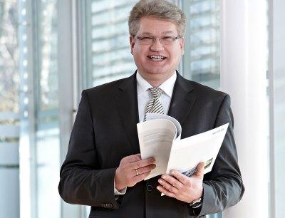 Michael Groth, Head of Global Business Field Environmental & Energy