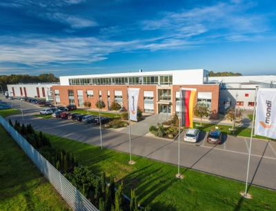 Mondi's consumer flexible plant in Steinfeld, Germany has been certified as CO2 neutral by Climate Partner