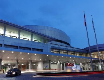 Singapore Expo - Asia Fruit Logistica's venue for 2020