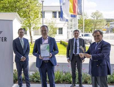 Vetter wins Axia Best Managed Companies Award 2021