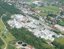 Clariant's state-of-the-art catalyst research and production facility in Heufeld, Germany