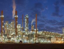 Ethylene plant built by Linde in Saudi Arabia