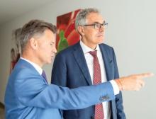 Synergised corporate capabilities - Stadler - Krones