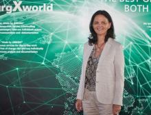 Juliane Hehl, Managing Partner and responsible for Marketing at Arburg