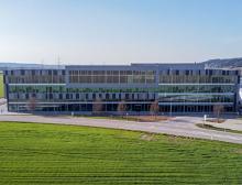 The Multivac Group has around 2,300 employees at its headquarters in Wolfertschwenden