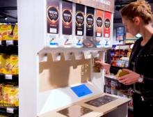 Nestlé pilots reusable and refillable dispensers to reduce single-use packaging