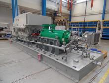 Sulzer was awarded the contract to supply an API 610 type BB5, multi-stage, opposed impeller pump with a design pressure around 240 barg
