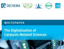 White Paper on digitization in catalysis research published