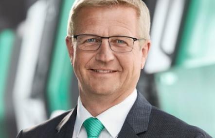 Gerhard Böhm, Managing Director Sales at Arburg