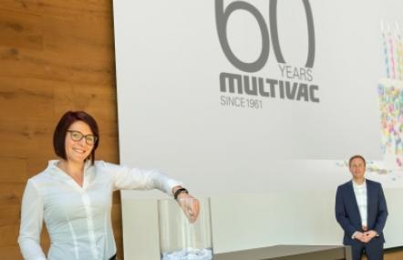Birthday promotion: Multivac celebrates 60 years