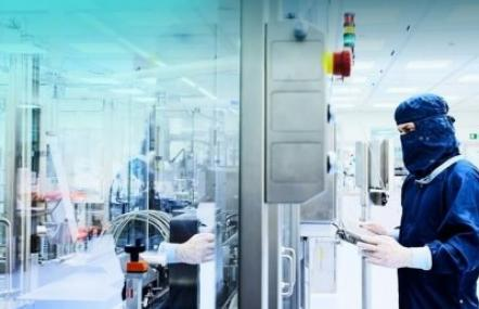 Gerresheimer produces numerous products for the pharma world in cleanroom environments