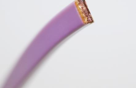 Magnet wires coated with Solvay's solvent-free Ketaspire Peek